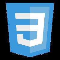 Logo CSS3 - cienie tekstu