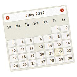 Datepicker, wstawianie daty
