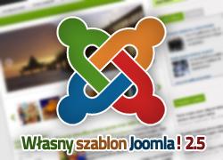 Własny szablon Joomla! 2.5