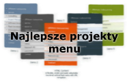 Najlepsze projekty menu