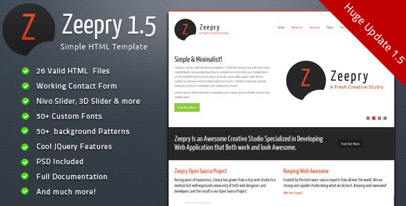 Themeforest for free!