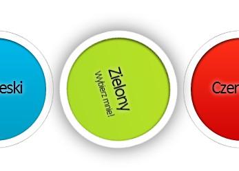 Buttony - obrót w CSS3
