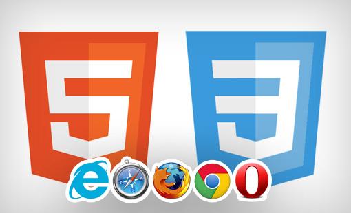 Kompatybilność przeglądarek z HTML5 i CSS3