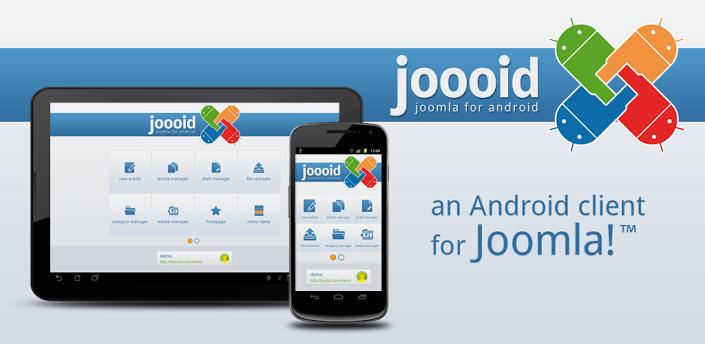 Joooid! - mobile Joomla client