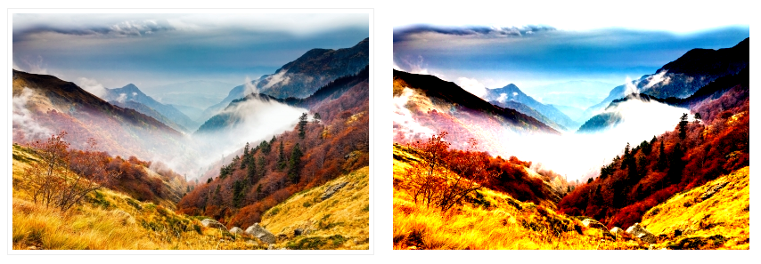 Contrast - kontrast w CSS