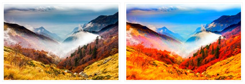 Saturation - nasycenie kolorów w CSS