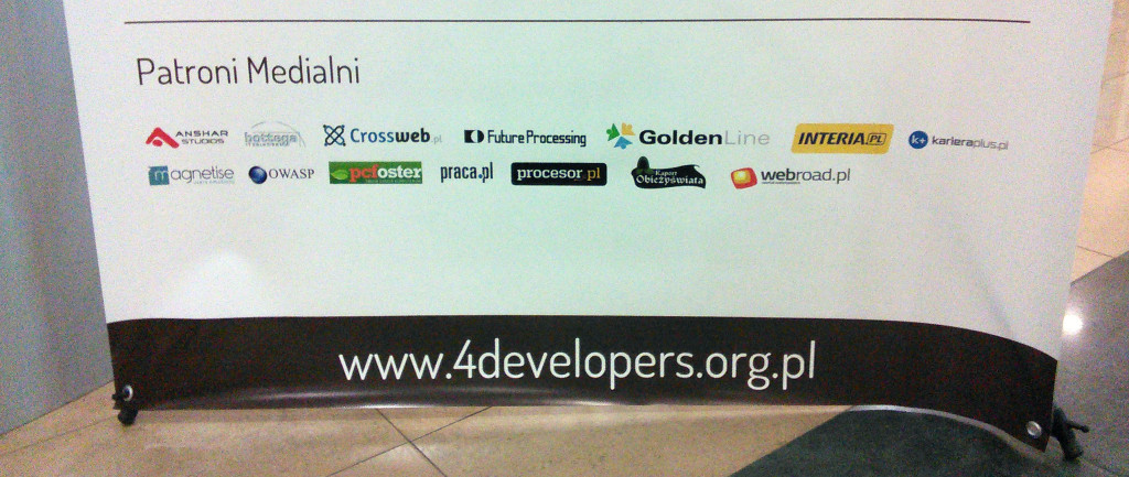 Patroni medialni 4Developers