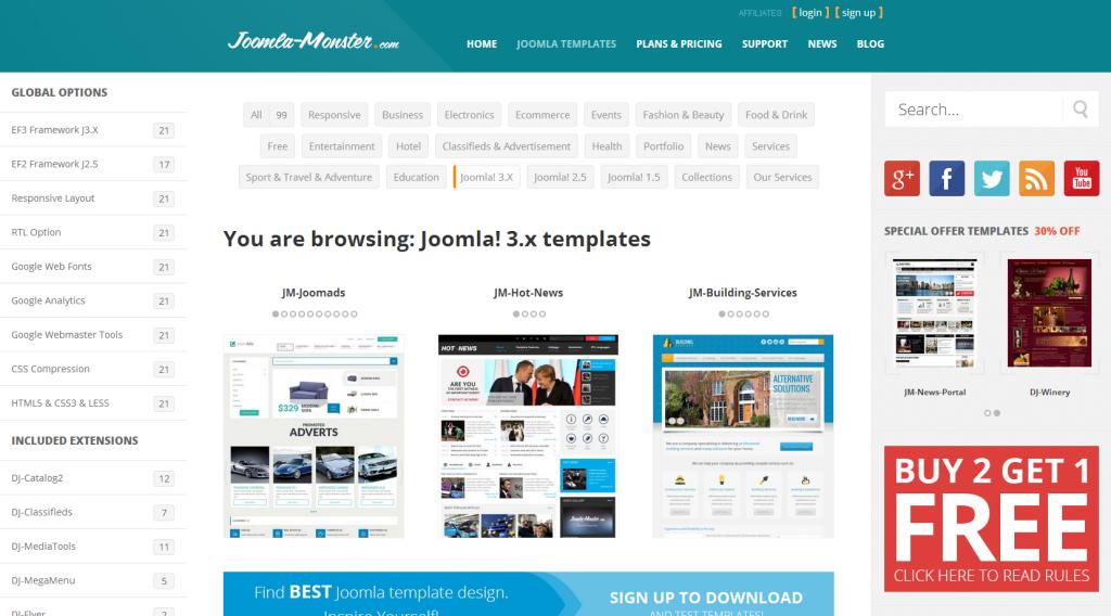 Joomla-Monster