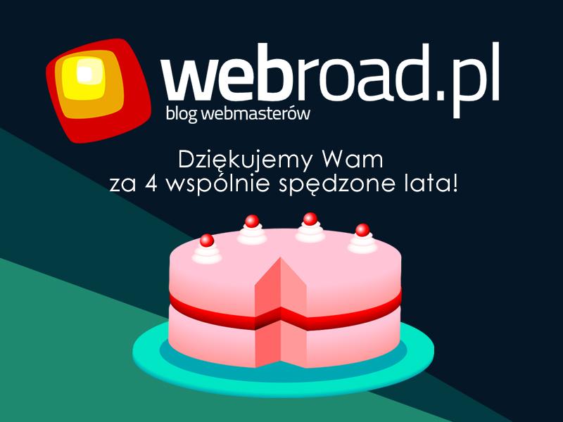 Urodziny WEBroad