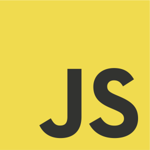 logo języka JavaScript
