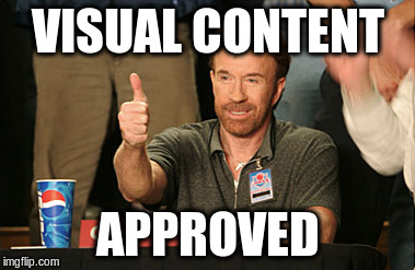 Chuck Norris popiera webroad
