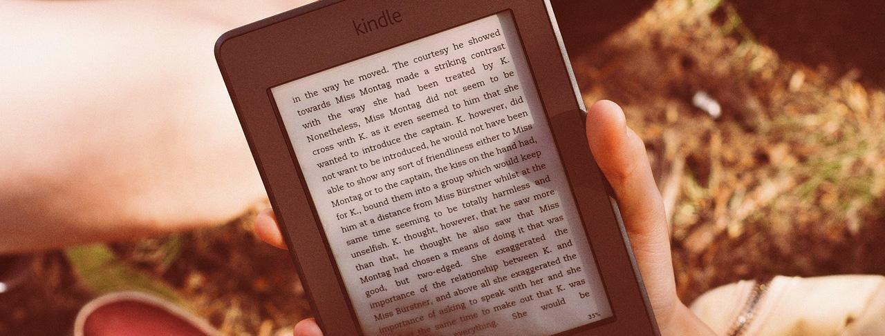 Kindle - ebooki na święta
