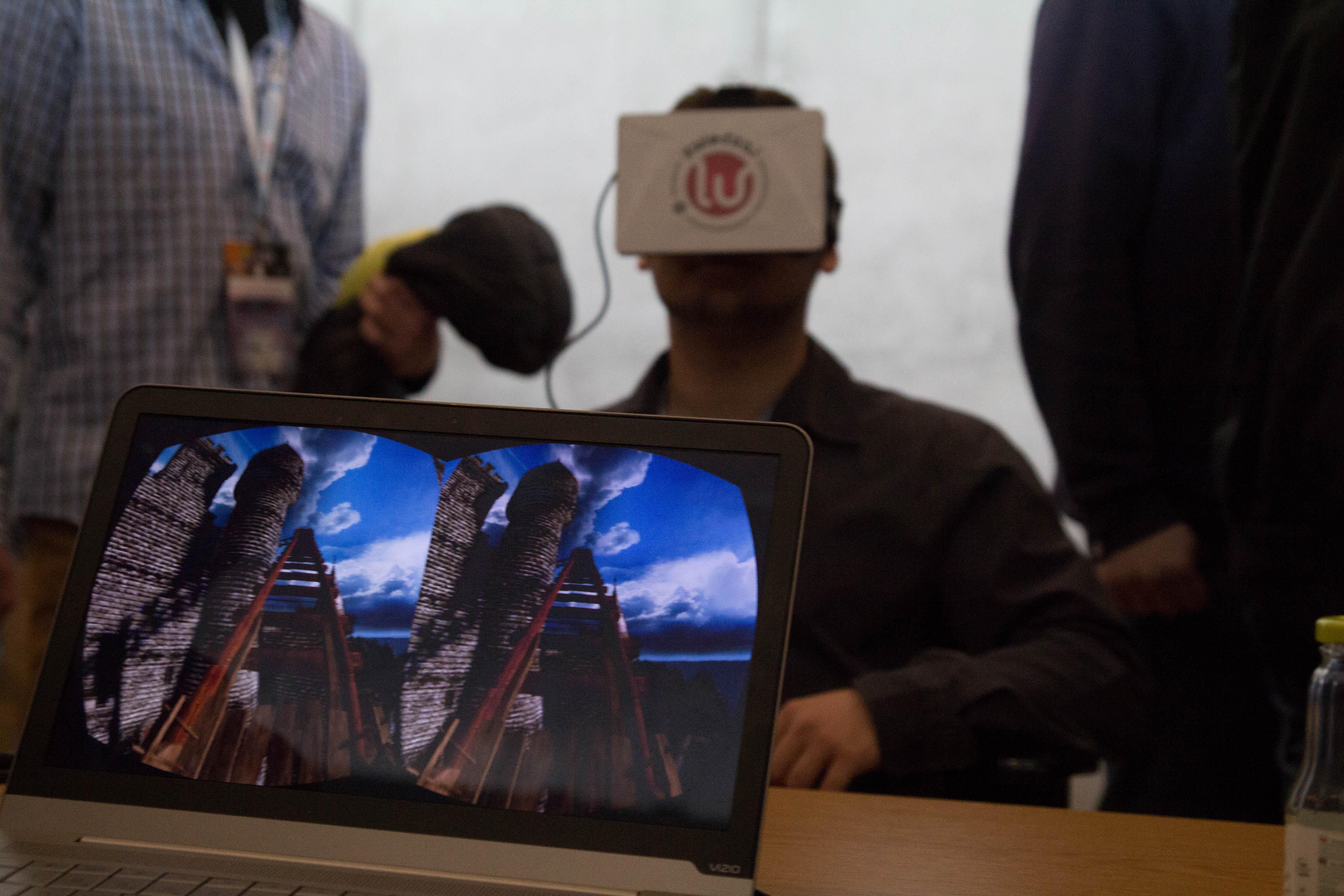 Wirtualna rzeczywistość (VR)