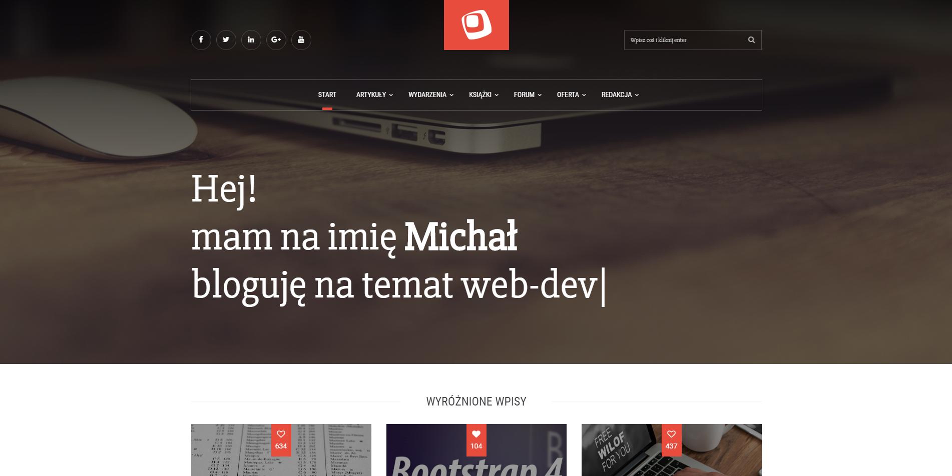 webroad.pl podczas dużego obciążenia