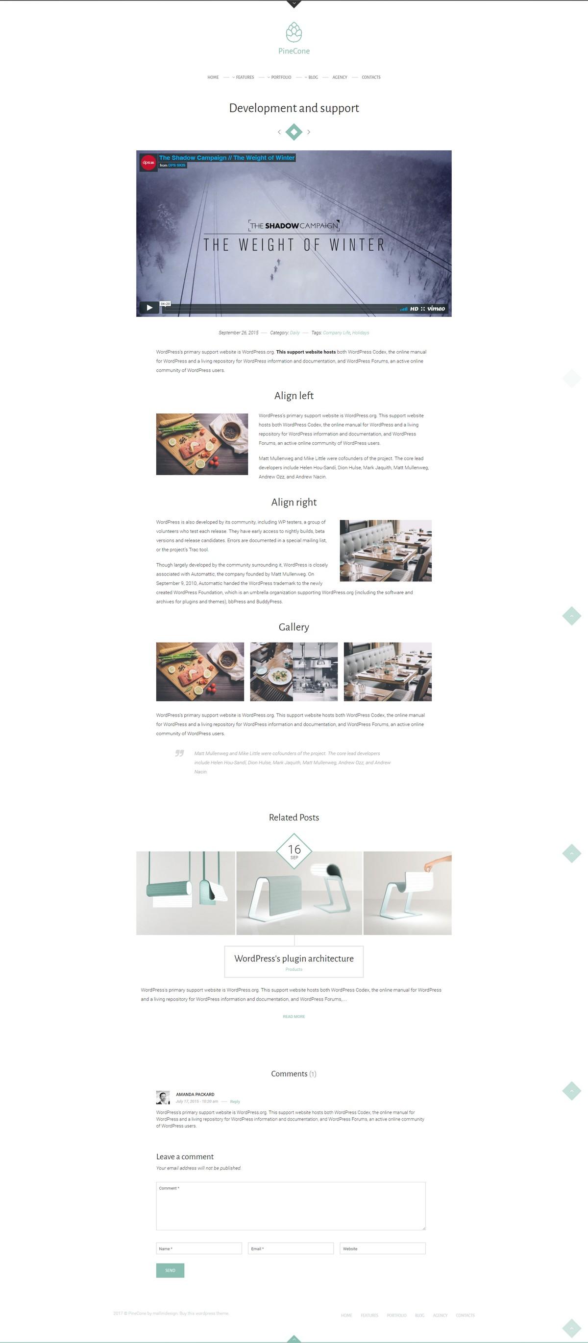 Blog - wersja 2