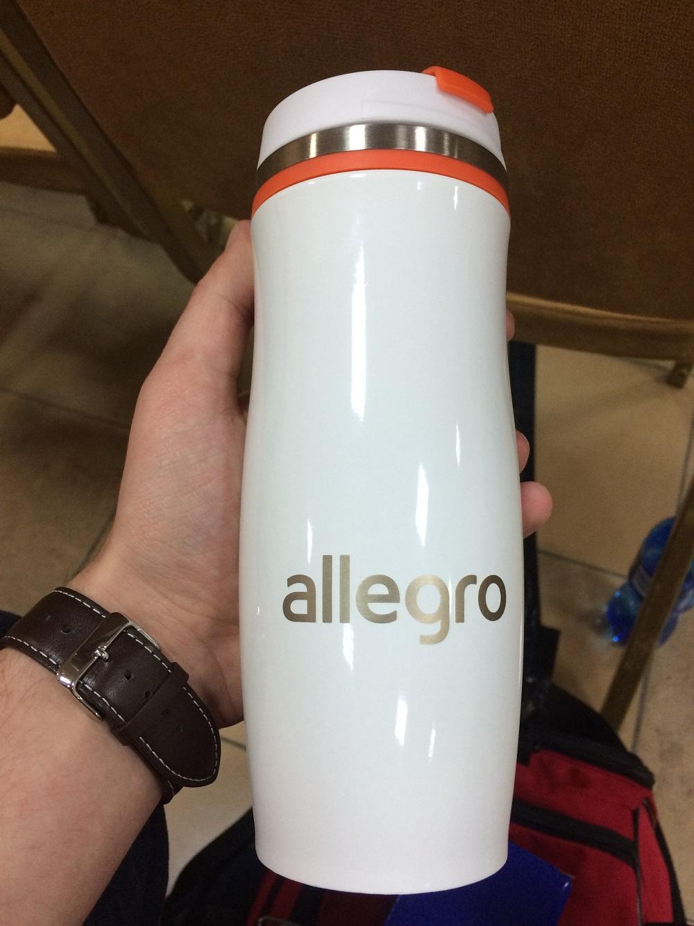Prezent od Allegro.Tech