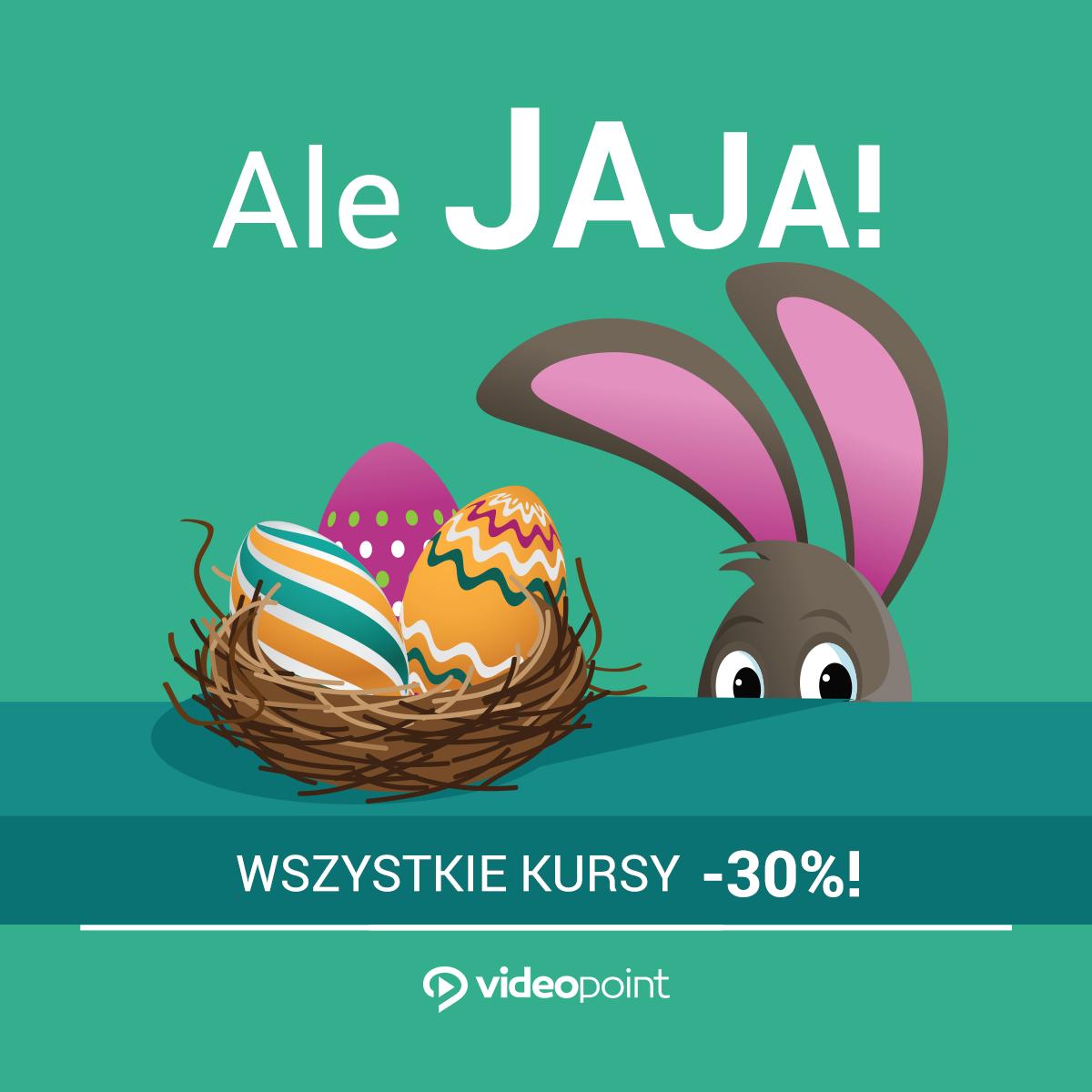 Wielkanocna promocja na videopoint.pl