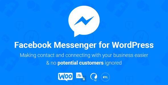 Dodatek, dzięki krótemu uruchomisz obsługę wiadomości przez Messenger.