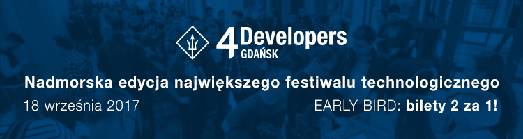 4Developers - Gdańsk