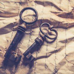 Stare klucze
